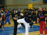 Women's Continuous sparring